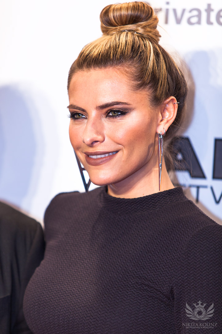 Sophia Thomalla beim Pre-Opening-Event der Fotoausstellung Insights by Mayk Azzato
